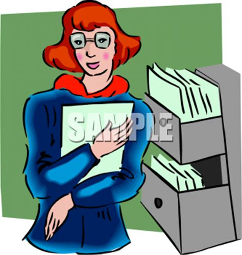 Administrative assistant resume filing
